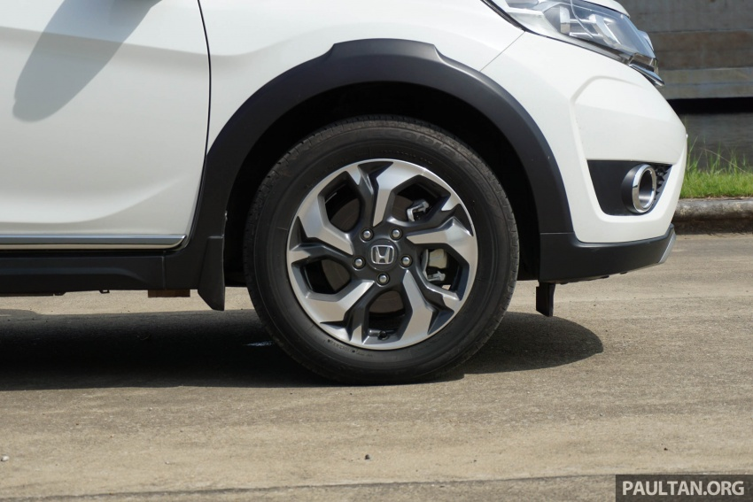 DRIVEN: Honda BR-V seven-seater SUV sampled in Thailand – coming to Malaysia soon; worth the wait? Image #583882