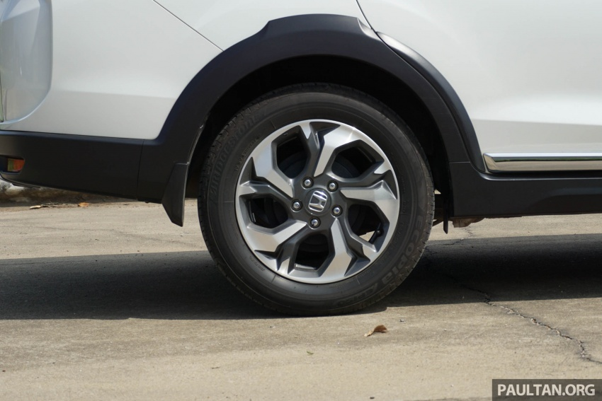 DRIVEN: Honda BR-V seven-seater SUV sampled in Thailand – coming to Malaysia soon; worth the wait? Image #583883