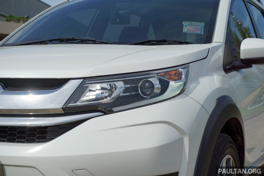 DRIVEN: Honda BR-V seven-seater SUV sampled in Thailand – coming to Malaysia soon; worth the wait? Image #583890