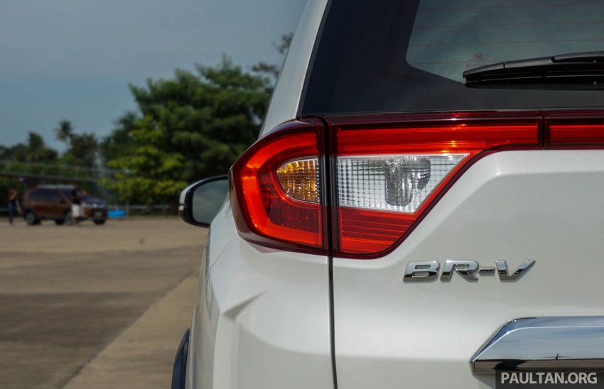 DRIVEN: Honda BR-V seven-seater SUV sampled in Thailand – coming to Malaysia soon; worth the wait? Image #583896