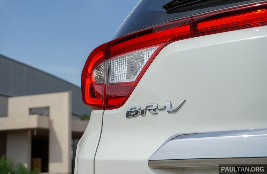 DRIVEN: Honda BR-V seven-seater SUV sampled in Thailand – coming to Malaysia soon; worth the wait? Image #583897