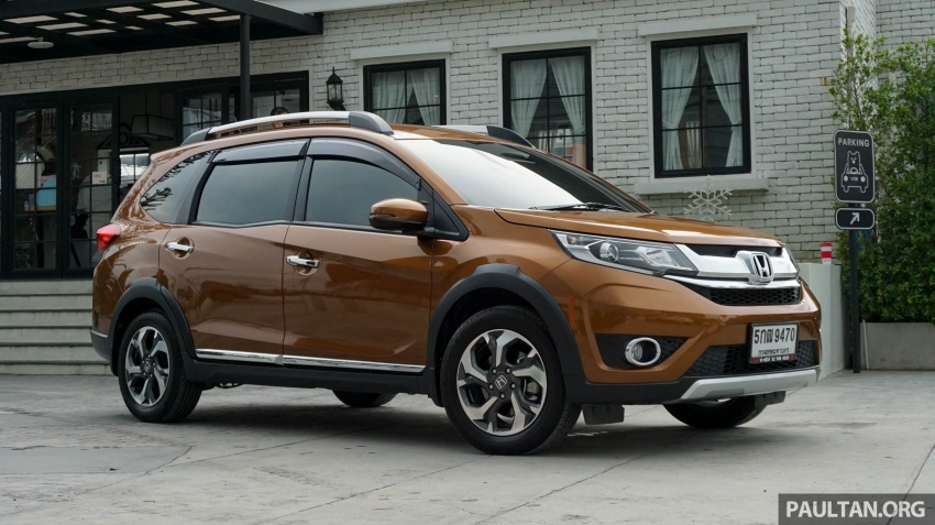 DRIVEN: Honda BR-V seven-seater SUV sampled in Thailand – coming to Malaysia soon; worth the wait? Image #583867