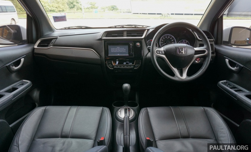 DRIVEN: Honda BR-V seven-seater SUV sampled in Thailand – coming to Malaysia soon; worth the wait? Image #583902
