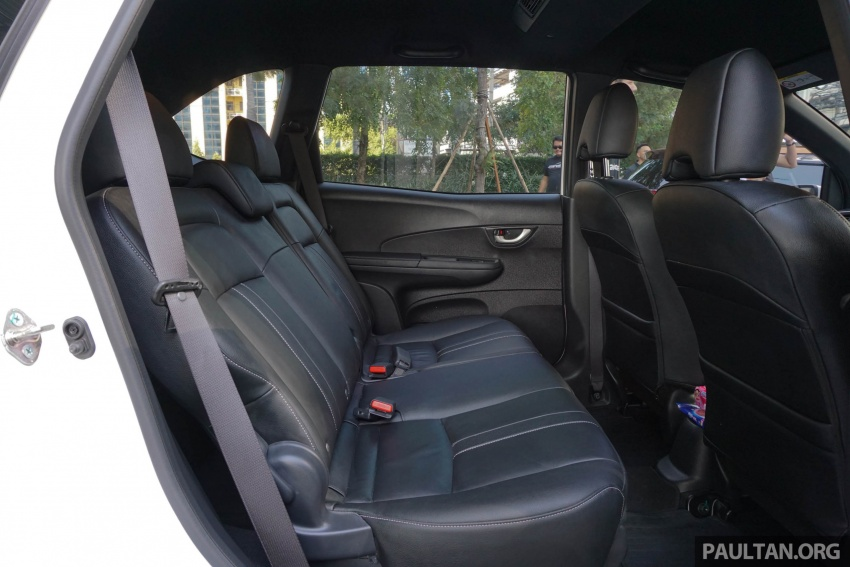 DRIVEN: Honda BR-V seven-seater SUV sampled in Thailand – coming to Malaysia soon; worth the wait? Image #583931