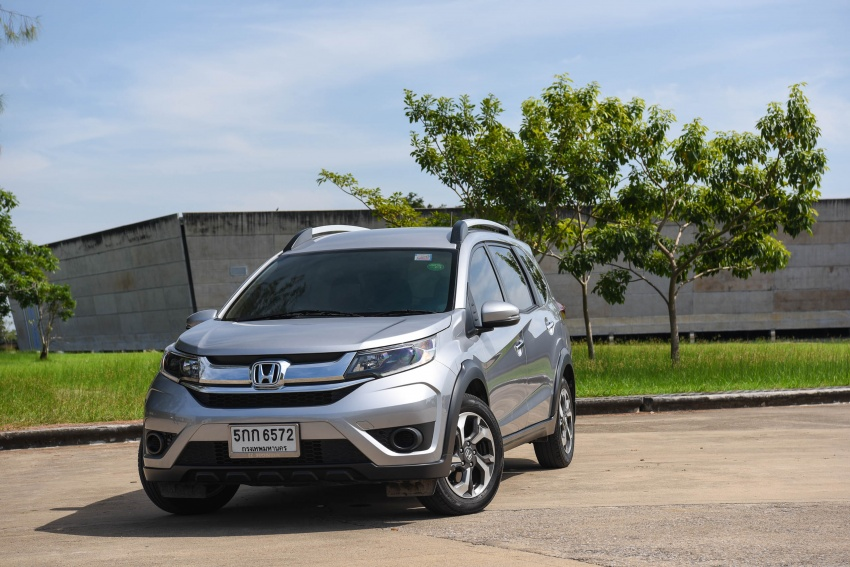 7 seater suv 2016 autos post for Honda 7 passenger