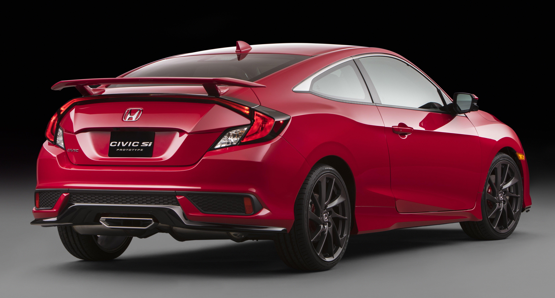 Back to Story: Honda Civic Si Prototype revealed for LA Auto Show
