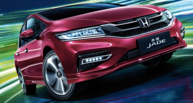 Six Seater Honda Jade Facelift Launched In China