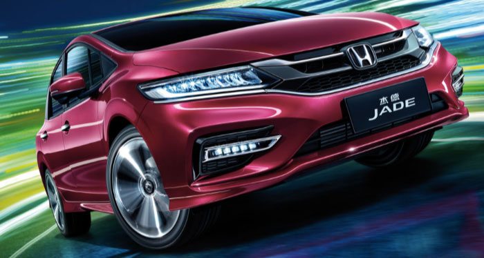 Six-seater Honda Jade facelift launched in China Image #583385