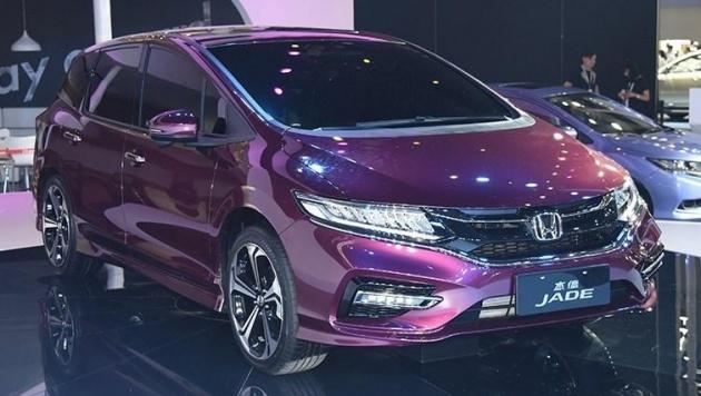 MPV Honda Jade facelift dilancarkan di China - paultan.org