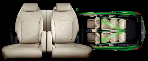 Six-seater Honda Jade facelift launched in China Image #583468