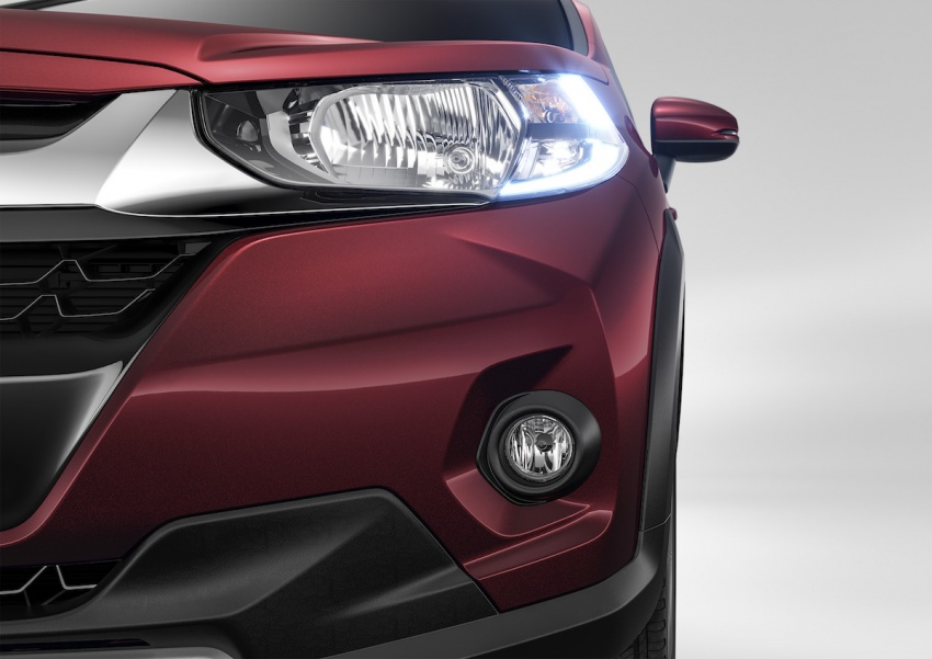 Honda WR-V – Jazz-based crossover officially debuts Image #575630