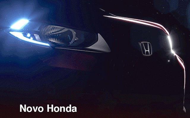 Honda WR-V teased again, photo shows LED DRLs Image #574949
