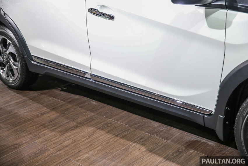 Honda BR-V seven-seater SUV previewed in Malaysia Image #577003