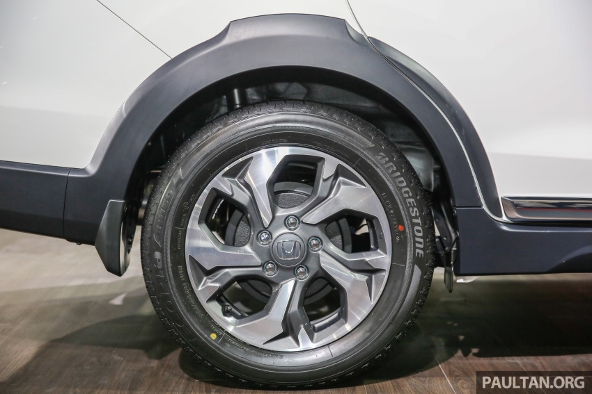Honda BR-V seven-seater SUV previewed in Malaysia Image #577015