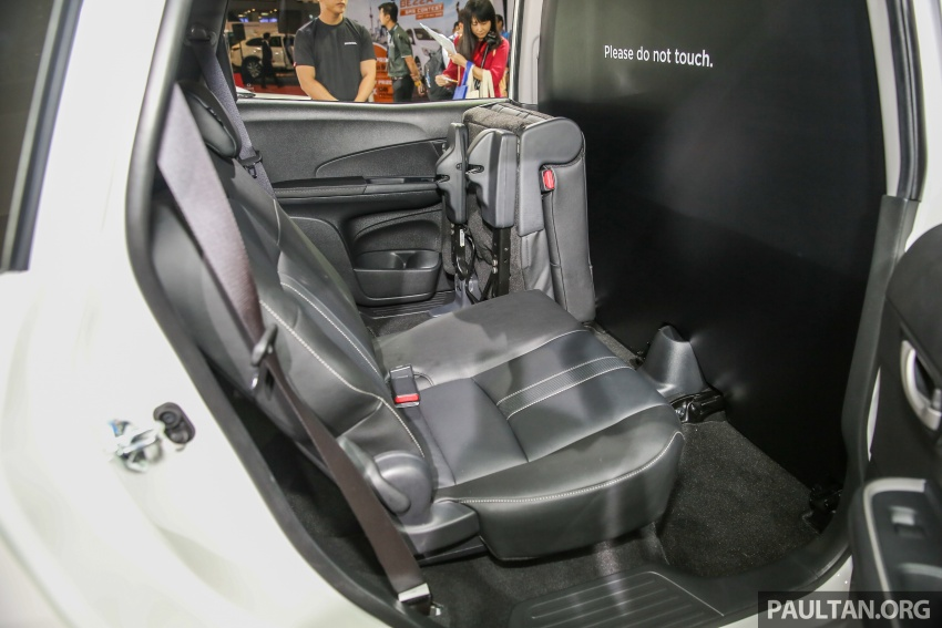 Honda BR-V seven-seater SUV previewed in Malaysia Image #577034