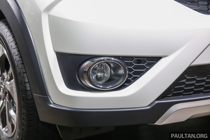 Honda BR-V seven-seater SUV previewed in Malaysia Image #576996
