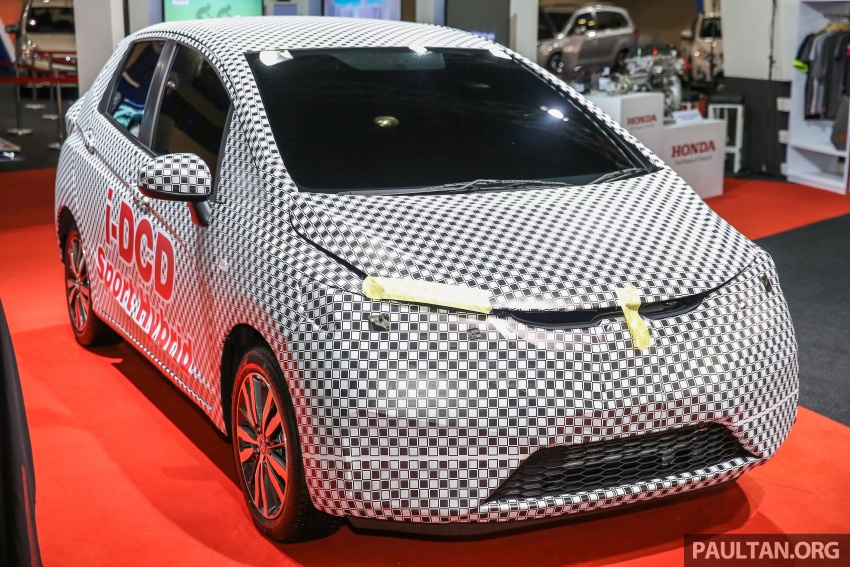 Honda Jazz Hybrid i-DCD teased in Malaysia, full hybrid with DCT – CKD, exports to ASEAN possible? Image #576529