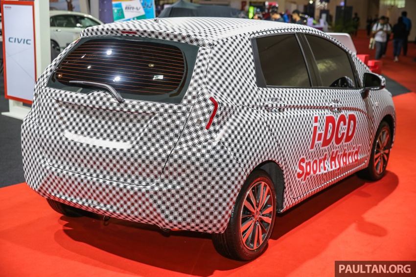Honda Jazz Hybrid i-DCD teased in Malaysia, full hybrid with DCT – CKD, exports to ASEAN possible? Image #576536