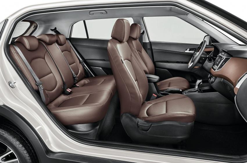 Hyundai Creta updated for Brazilian market, new looks Image #578914