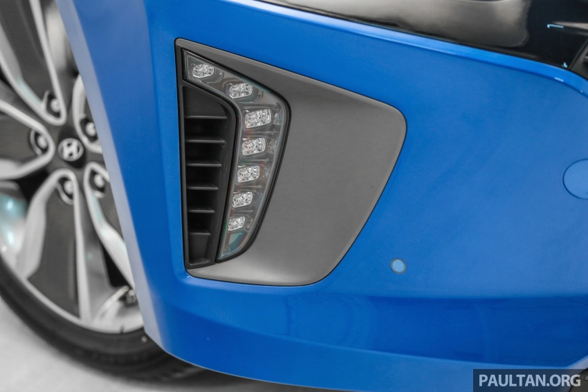 Hyundai Ioniq Hybrid dilancarkan; dua varian sebagai pilihan, pemasangan CKD – harga bermula RM100k Image #585645