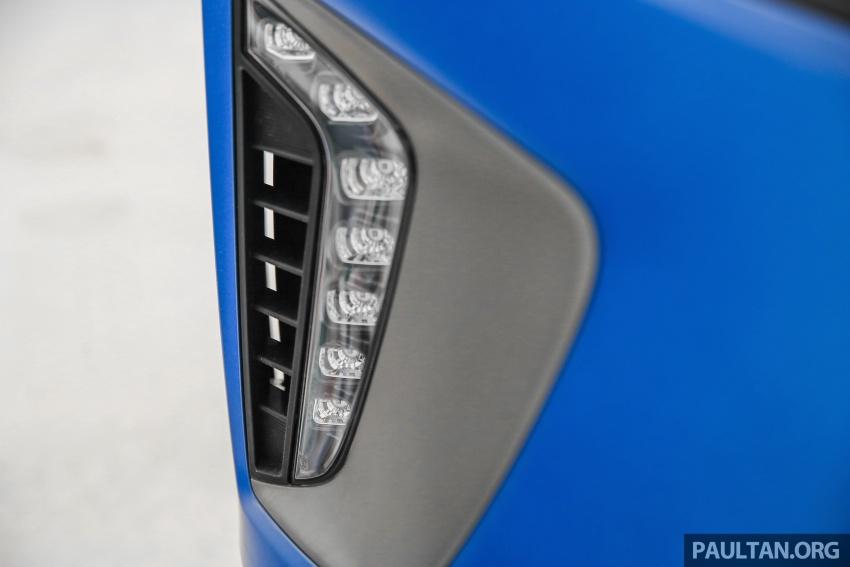 Hyundai Ioniq Hybrid dilancarkan; dua varian sebagai pilihan, pemasangan CKD – harga bermula RM100k Image #585646