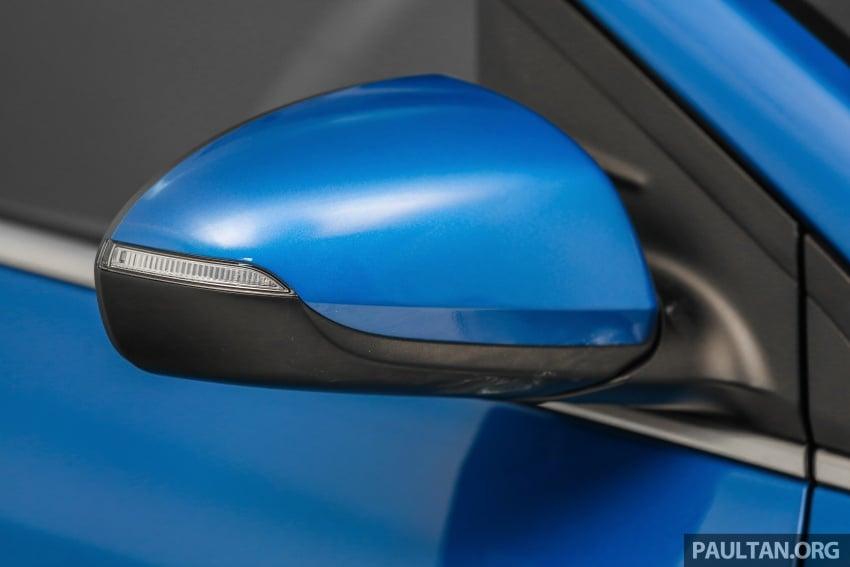 Hyundai Ioniq Hybrid dilancarkan; dua varian sebagai pilihan, pemasangan CKD – harga bermula RM100k Image #585647