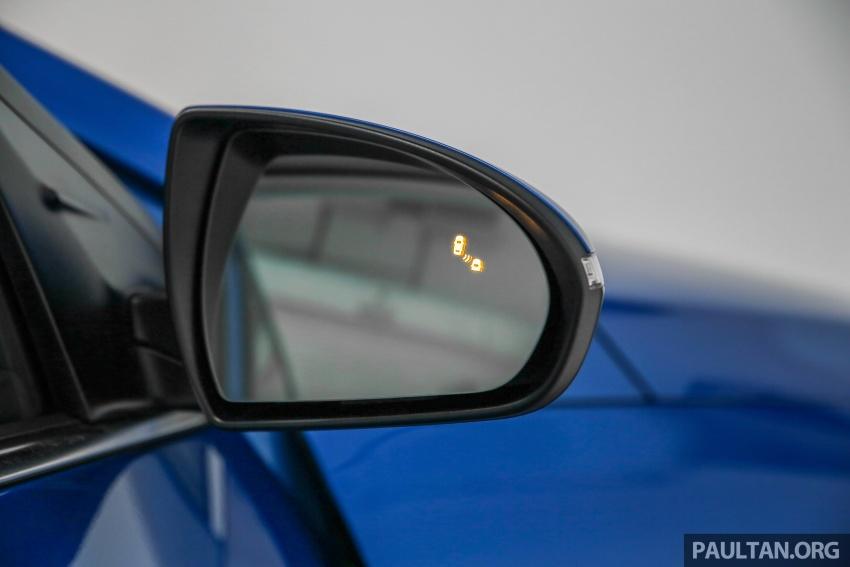 Hyundai Ioniq Hybrid dilancarkan; dua varian sebagai pilihan, pemasangan CKD – harga bermula RM100k Image #585648