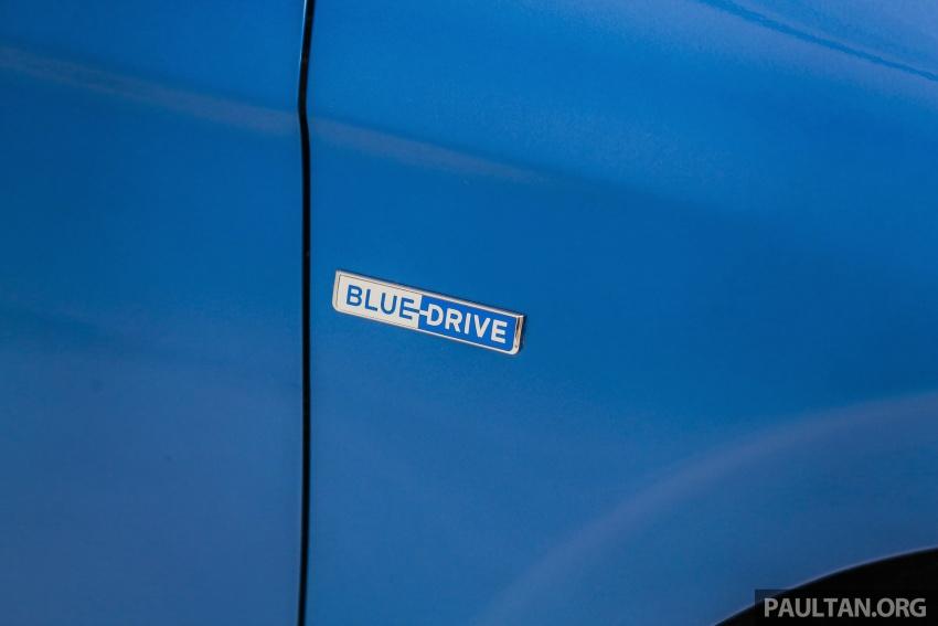 Hyundai Ioniq Hybrid dilancarkan; dua varian sebagai pilihan, pemasangan CKD – harga bermula RM100k Image #585650