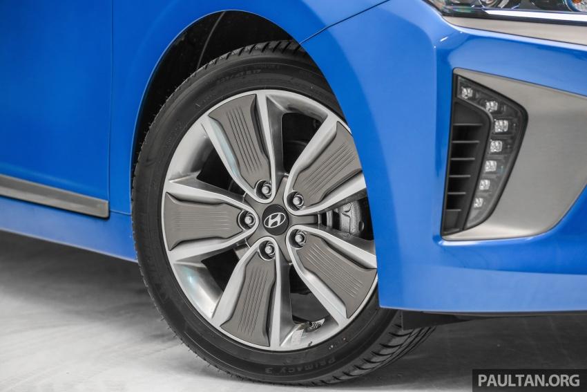 Hyundai Ioniq Hybrid dilancarkan; dua varian sebagai pilihan, pemasangan CKD – harga bermula RM100k Image #585651