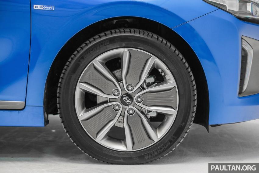 Hyundai Ioniq Hybrid dilancarkan; dua varian sebagai pilihan, pemasangan CKD – harga bermula RM100k Image #585652