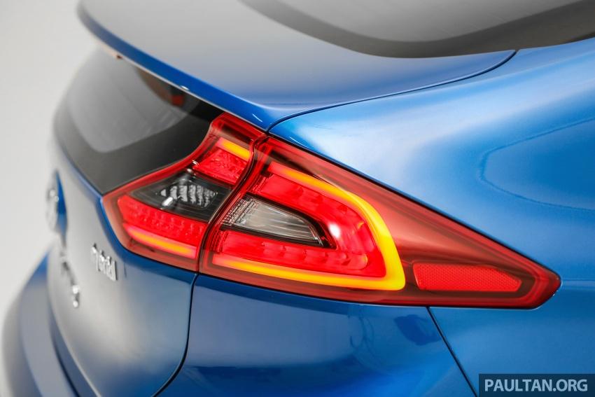 Hyundai Ioniq Hybrid dilancarkan; dua varian sebagai pilihan, pemasangan CKD – harga bermula RM100k Image #585658