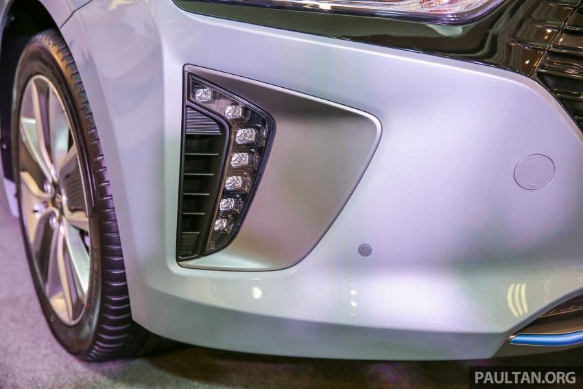 Hyundai Ioniq Hybrid dilancarkan; dua varian sebagai pilihan, pemasangan CKD – harga bermula RM100k Image #585897