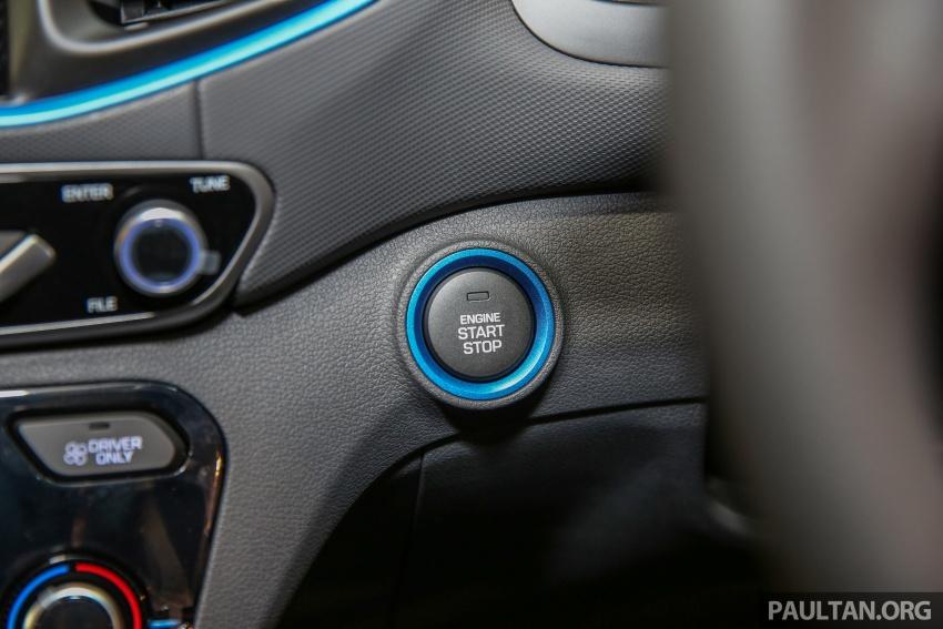 Hyundai Ioniq Hybrid dilancarkan; dua varian sebagai pilihan, pemasangan CKD – harga bermula RM100k Image #585914