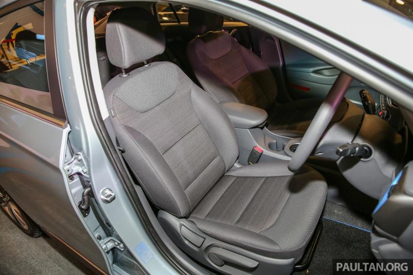Hyundai Ioniq Hybrid dilancarkan; dua varian sebagai pilihan, pemasangan CKD – harga bermula RM100k Image #585932