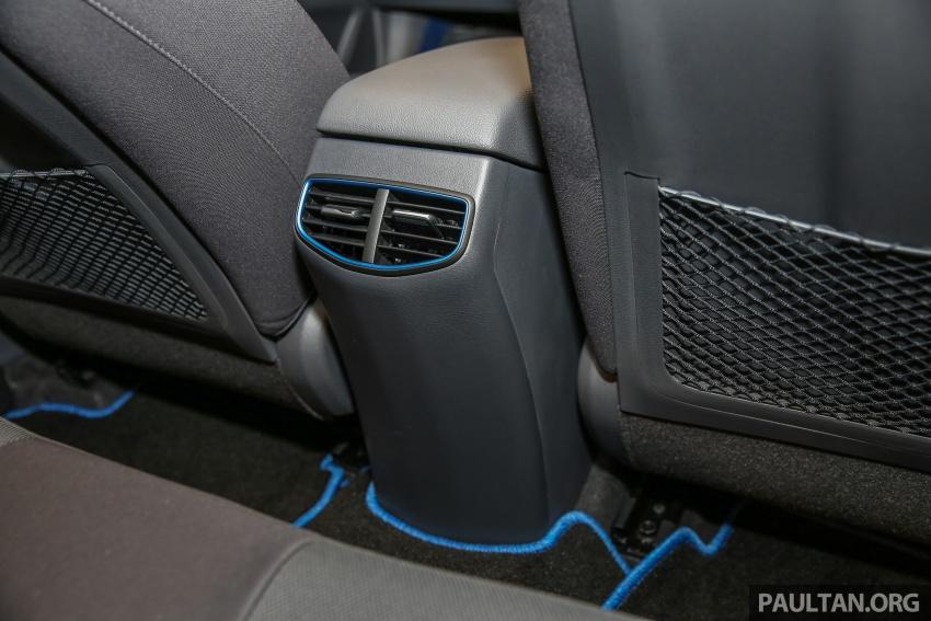 Hyundai Ioniq Hybrid dilancarkan; dua varian sebagai pilihan, pemasangan CKD – harga bermula RM100k Image #585935