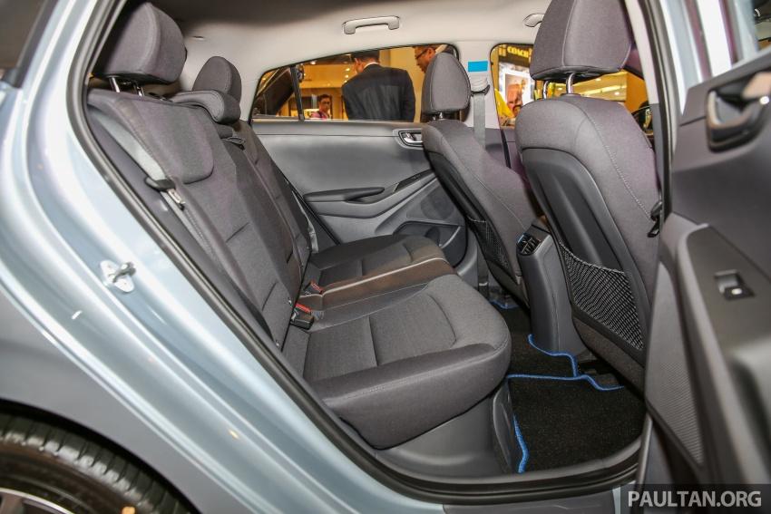 Hyundai Ioniq Hybrid dilancarkan; dua varian sebagai pilihan, pemasangan CKD – harga bermula RM100k Image #585936