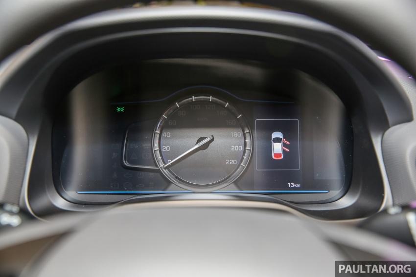 Hyundai Ioniq Hybrid dilancarkan; dua varian sebagai pilihan, pemasangan CKD – harga bermula RM100k Image #585908
