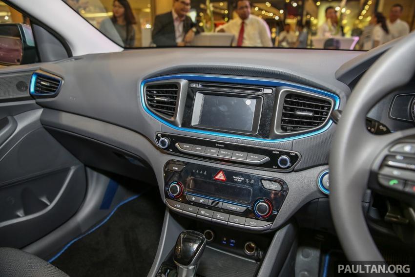 Hyundai Ioniq Hybrid dilancarkan; dua varian sebagai pilihan, pemasangan CKD – harga bermula RM100k Image #585909