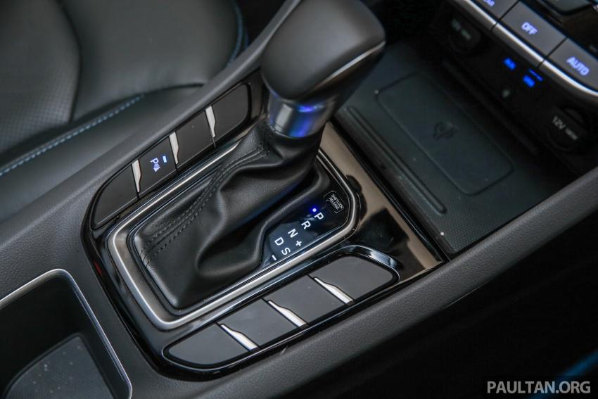 Hyundai Ioniq Hybrid dilancarkan; dua varian sebagai pilihan, pemasangan CKD – harga bermula RM100k Image #585674