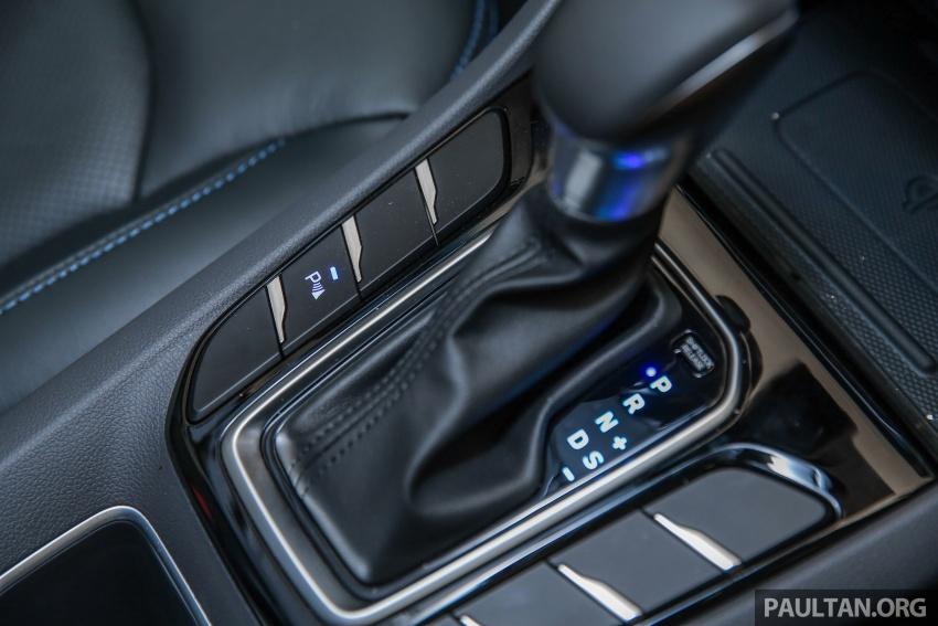 Hyundai Ioniq Hybrid dilancarkan; dua varian sebagai pilihan, pemasangan CKD – harga bermula RM100k Image #585675