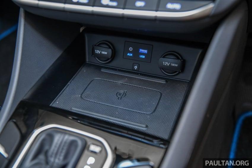 Hyundai Ioniq Hybrid dilancarkan; dua varian sebagai pilihan, pemasangan CKD – harga bermula RM100k Image #585676
