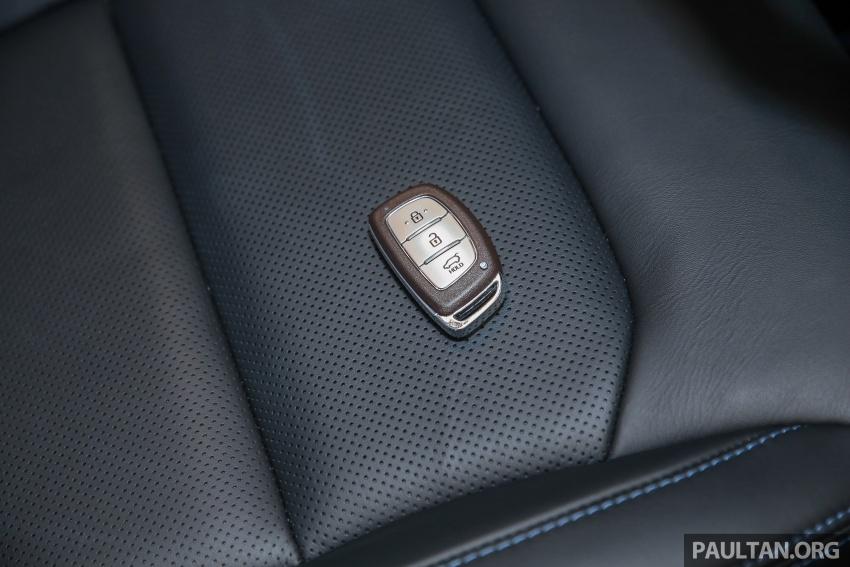 Hyundai Ioniq Hybrid dilancarkan; dua varian sebagai pilihan, pemasangan CKD – harga bermula RM100k Image #585681