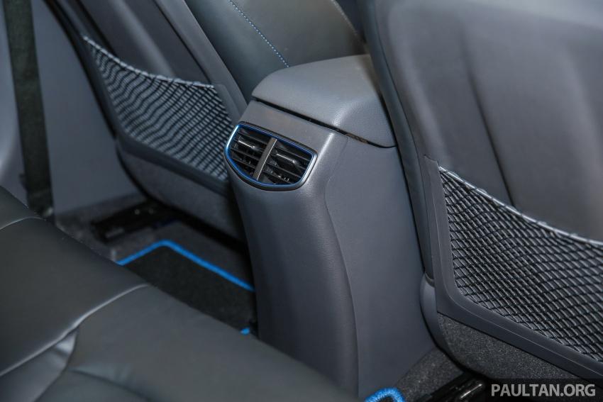 Hyundai Ioniq Hybrid dilancarkan; dua varian sebagai pilihan, pemasangan CKD – harga bermula RM100k Image #585686