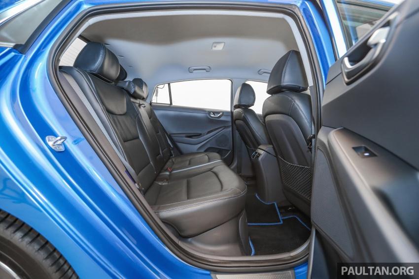 Hyundai Ioniq Hybrid dilancarkan; dua varian sebagai pilihan, pemasangan CKD – harga bermula RM100k Image #585692