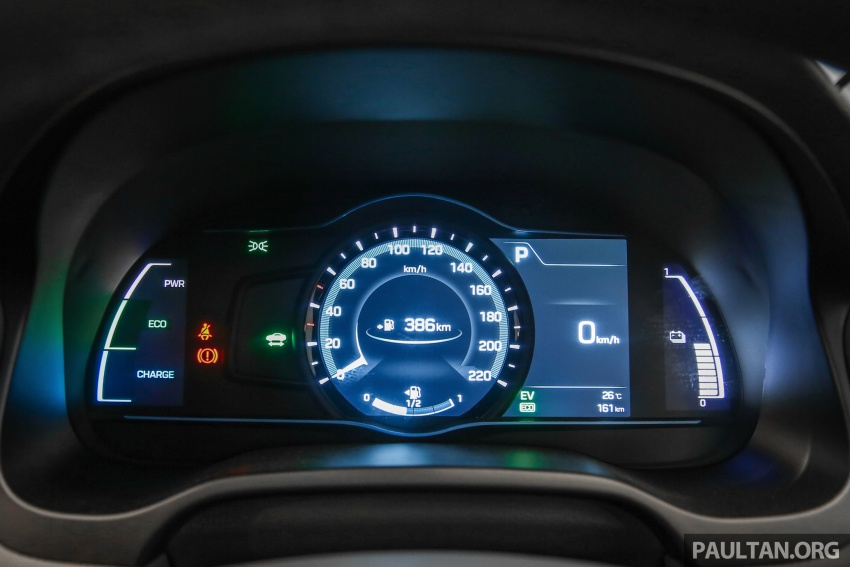 Hyundai Ioniq Hybrid dilancarkan; dua varian sebagai pilihan, pemasangan CKD – harga bermula RM100k Image #585665