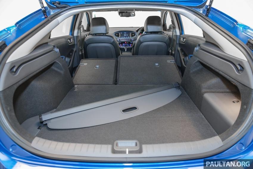 Hyundai Ioniq Hybrid dilancarkan; dua varian sebagai pilihan, pemasangan CKD – harga bermula RM100k Image #585698