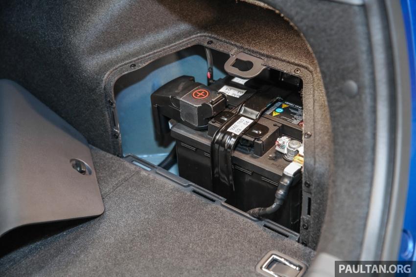 Hyundai Ioniq Hybrid dilancarkan; dua varian sebagai pilihan, pemasangan CKD – harga bermula RM100k Image #585700