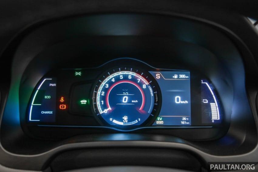 Hyundai Ioniq Hybrid dilancarkan; dua varian sebagai pilihan, pemasangan CKD – harga bermula RM100k Image #585666
