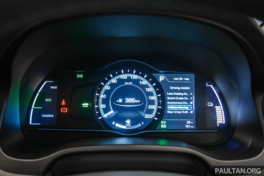 Hyundai Ioniq Hybrid dilancarkan; dua varian sebagai pilihan, pemasangan CKD – harga bermula RM100k Image #585667