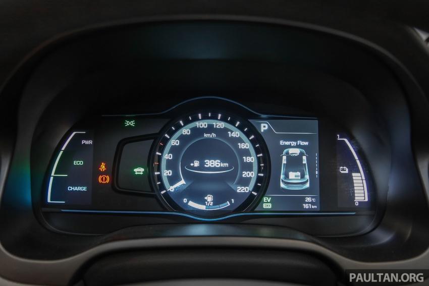 Hyundai Ioniq Hybrid dilancarkan; dua varian sebagai pilihan, pemasangan CKD – harga bermula RM100k Image #585668